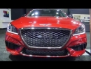 2018 Genesis G80 Sport - Exterior And Interior Walkaround