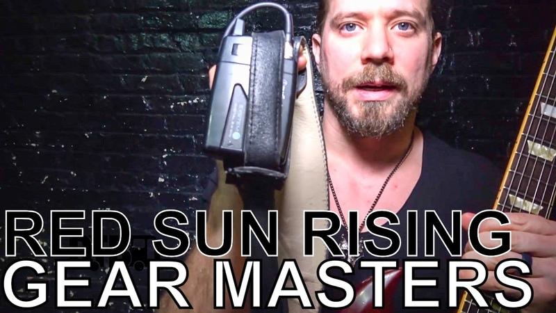 Red Sun Rising's Ryan Williams - GEAR MASTERS Ep. 203