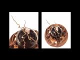 Как сделать шоколадные веточки быстро и просто?
