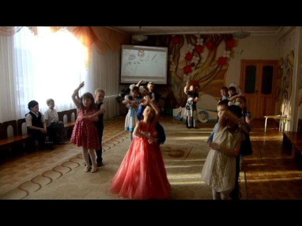 Танец Весна МБДОУ Детский сад №1 г. Усолье Сибирское