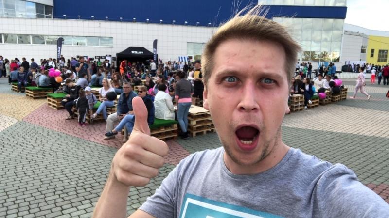 Драка за пиццу Куду . День молодежи в Белгороде