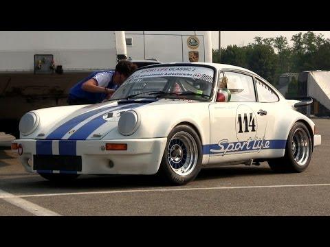 Porsche 911 3.0 - Start Up, Revs Fly Bys Sound