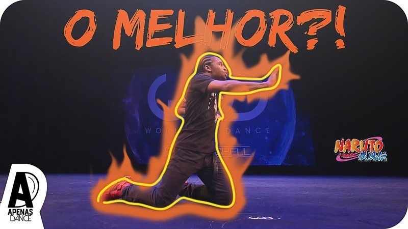 QUANDO O DANÇARINO CURTE ANIME, DA NISSO! - Naruto Dance | Fik-Shun (World Of Dance)