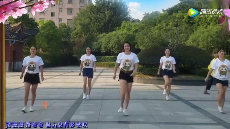 小女孩跳的很棒,鬼步舞《情路弯弯》分解教学,你学会了吗 腾讯视频
