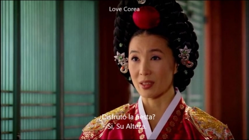 Goong (Educando a la Princesa) capitulo 19 sub español