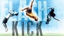 FLASH KICK (Mortal Chutado) • Como Destravar A Partir do Whip Back e do Back Flip