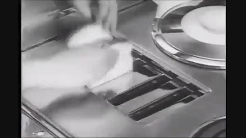 Как в 60 х годах видели кухню будущего