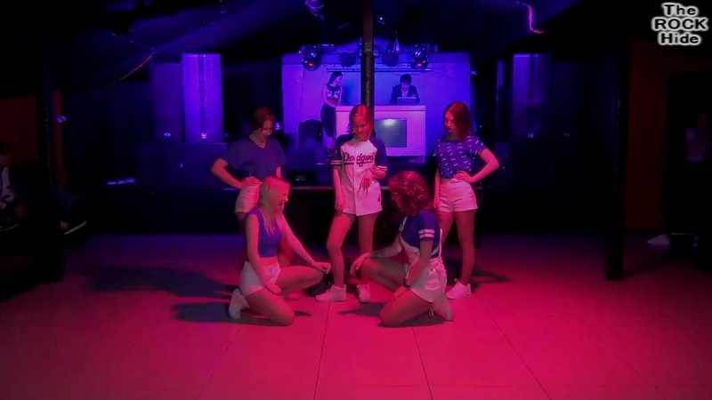 Fergie - M.I.L.F. Little Mix - Power dance cover by Rampage
