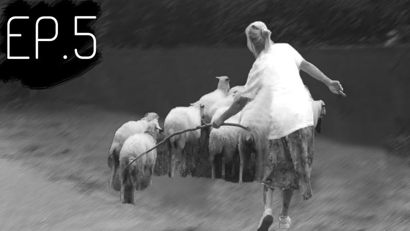 Нищетрип. Эпизод 5: Абхазия, город-призрак, барашки, охота на мидий. Автостоп.