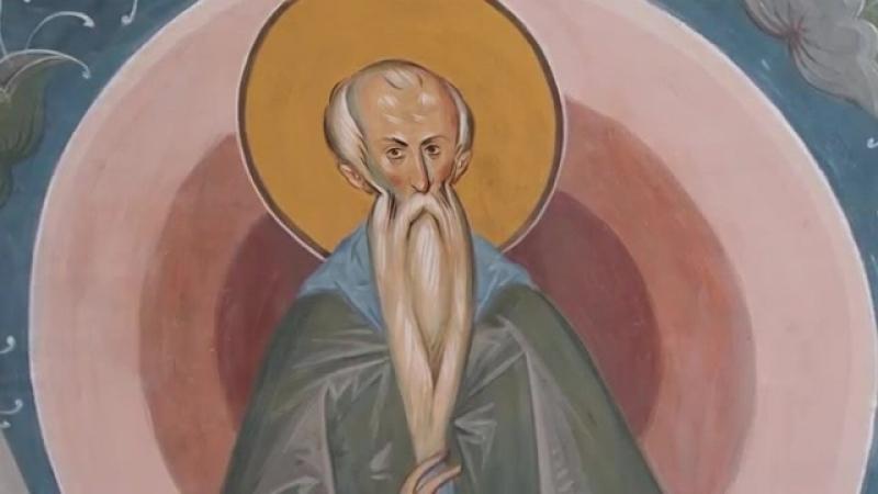 17 июня. Прп. Мефодий, игумен Пешношский (1392). Семиречье, 2018
