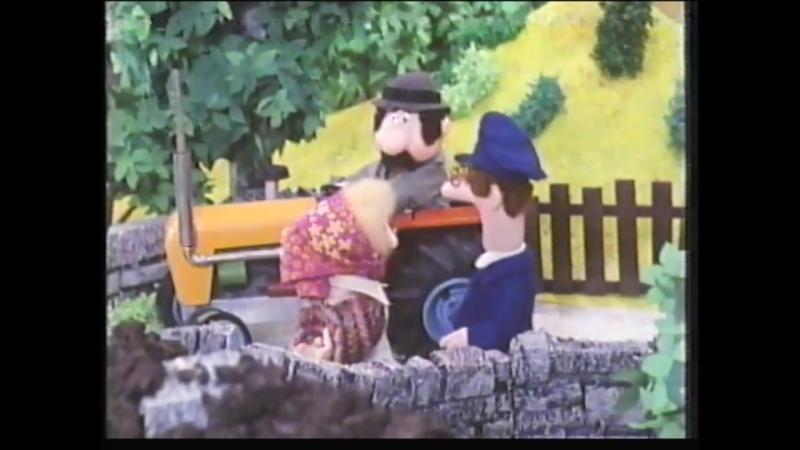 Postman Pats Big Video (BBCV 4168)