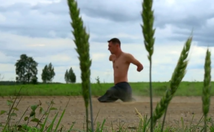 Мотивация на всю жизнь. Жизнь без рук и ног. В пути к Победе! Жизнь без ограничений... Алексей Талай