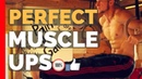 Strength Training [Perfect Ring Muscle Up]