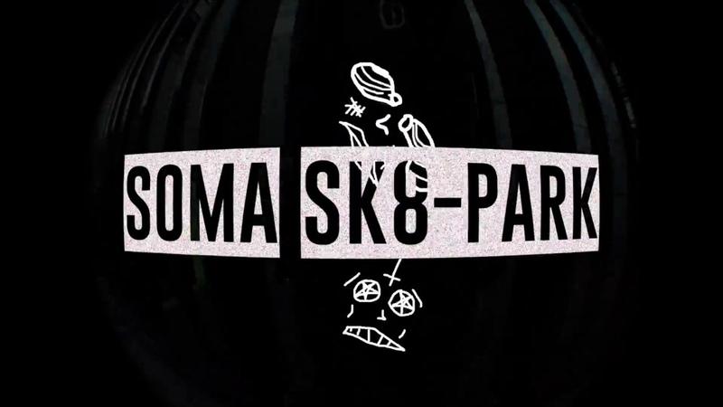 Cameron Talbott SOMA-Skatepark