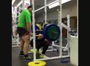 Присед 200кг х 5 89 кг