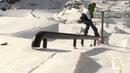 15. Frontside Lipslide to Frontside 270 (Goofy) | Trick Bag Snowboarding.