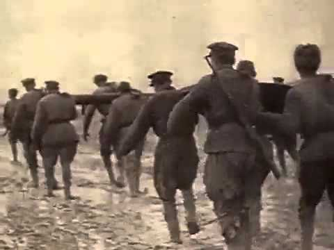 Старая солдатская песня Военная хроника Булат Окуджава