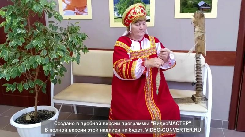 VID_20180620_110504 Сказка Л.И. Кузьмина Крепкое вранье