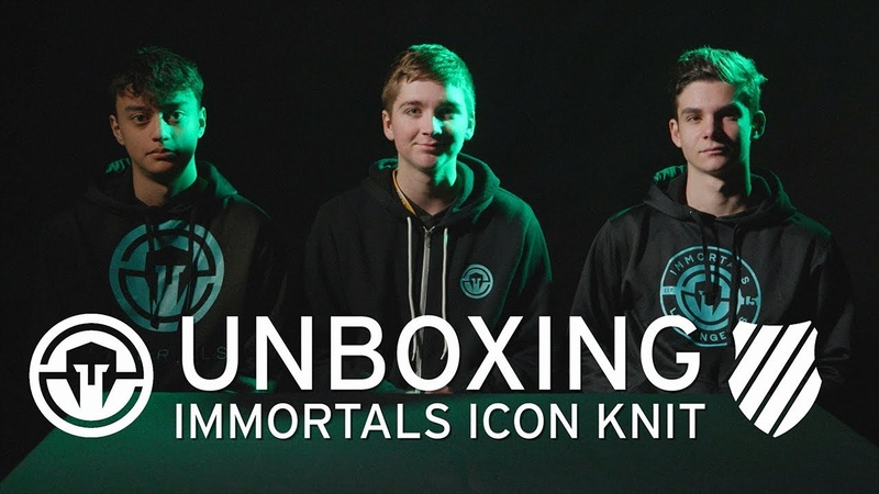 Unboxing the Immortals Icon from K Swiss with Clash Royale