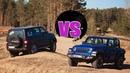 СЛОМАННЫЙ УАЗ VS Jeep Wrangler Rubicon.Зачем платить больше! Злой внедорожный Тест Драйв.