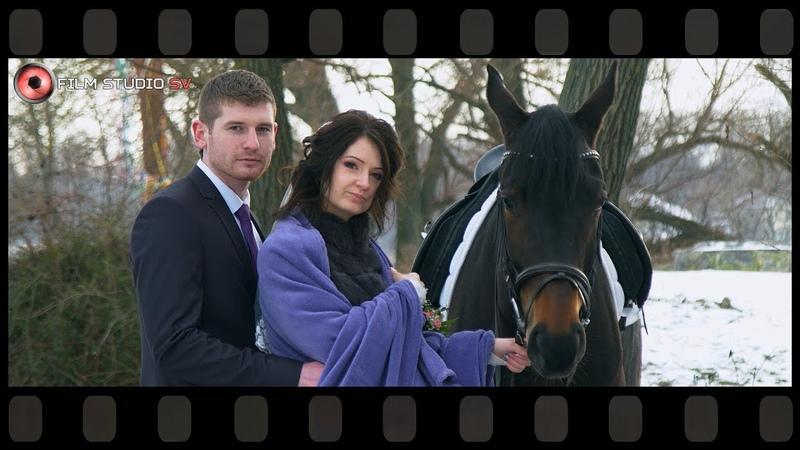Filmstudiosv presents Wedding Valery and Snizhana Klip 4K (Bebe Rexha - Meant to Be)
