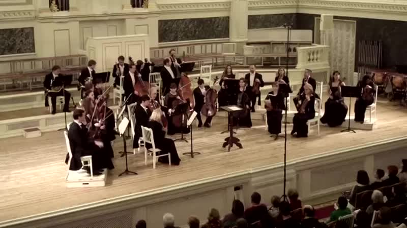Joseph Haydn - Farewell Symphony No. 45 in F-sharp minor
