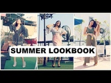 SUMMER LOOKBOOK OUTFITS FROM FOREVER 21 ,H&ampM , SAROJINI NAGAR AND MORE !