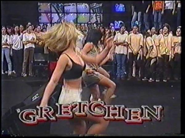 Gretchen e Thammy Quero ter você - 1997