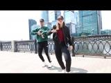 HIP-HOP CHOREO by IL`Ya & Ksenia