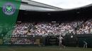 Dominika Cibulkova vs Jelena Ostapenko QF Highlights Wimbledon 2018