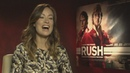 Olivia Wilde Rush interview Sex parties Chris Hemsworth martinis for lunch