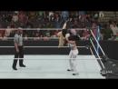 Beth Phoenix Vs Natalya Dream Match WWE Evolution