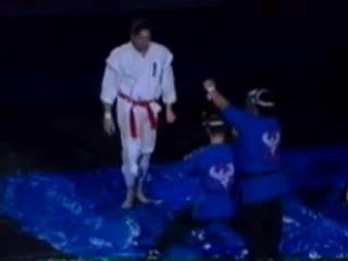 Frank W Dux Koga Ryu Ninjutsu (Bercy), 1993