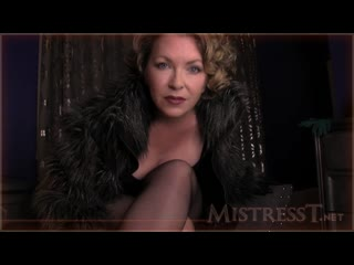 Mistress t_-_you_disgust_me