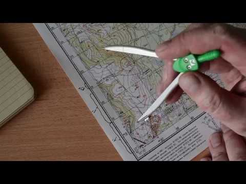 Навигация Определение географических координат объекта на карте