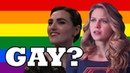 Are They Gay Kara Danvers and Lena Luthor Supercorp