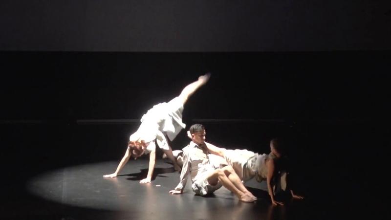 J.S.Bach contemporary dance