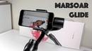Трехосевой стабилизатор Marsoar Glide для телефона