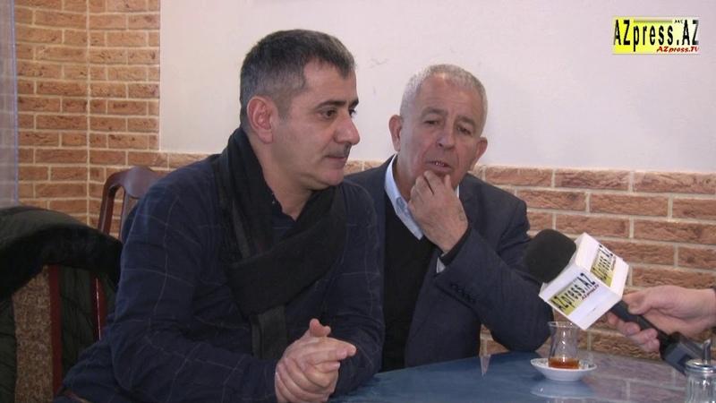 Sank Peterburqda Fuad Abbasova dəstək aksiyası.
