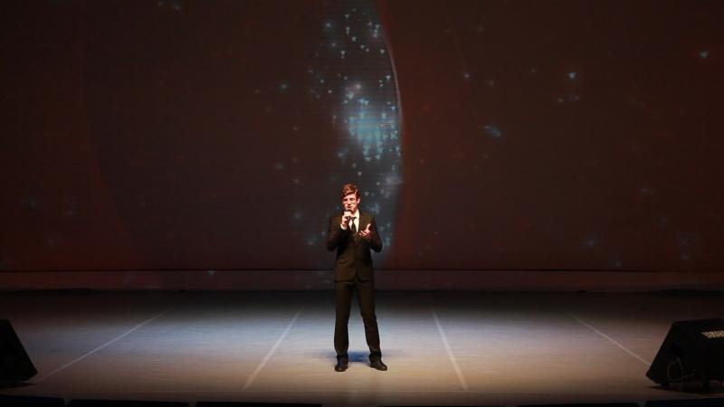 Ноктюрн Выступление на международном конкурсе Виват, Петербург! май 2018 г.