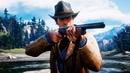 Red Dead Redemption 2 Русский геймплейный трейлер игры 4K 2018