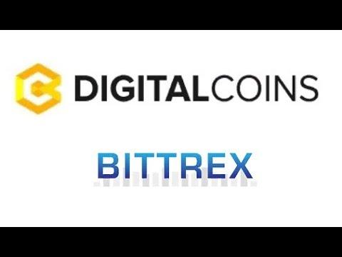Bittrex.com - Как работать с криптобиржей | Digital Coins