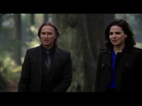Эмма и Белоснежка возвращаются домой 2x09