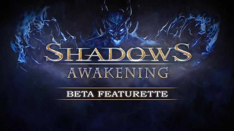 Shadows Awakening - Beta Featurette (US)