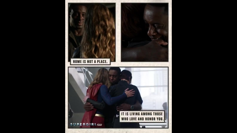 Find your home and dont let go Supergirl