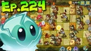 Plants vs. Zombies 2 || Massive Attack and Survival - Lost City Day 23 (Ep.224)