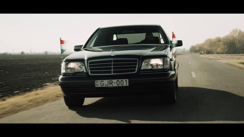 Mercedes W140 The President !