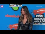 Heidi Klum stuns at Kids Choice Awards
