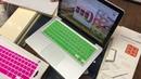 Защитные накладки на клавиатуру apple macbook