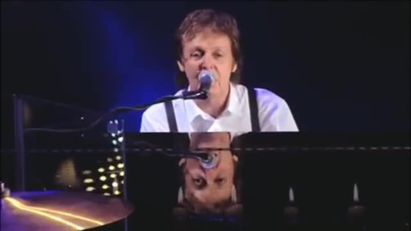 Paul McCartney Live - Let It Be